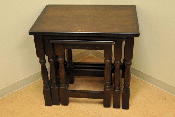 画像1: ネストテーブル