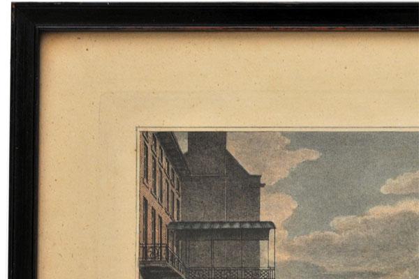 画像2: 絵 古ロンドン風景(3)