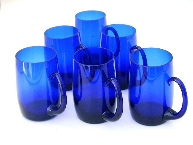 画像1: ビアジョッキ グラス 6客セット