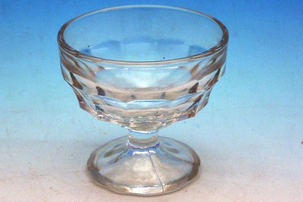 画像1: ガラス器(アイスクリームカップ3個セット)