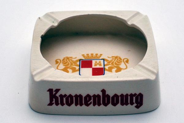 画像1: 灰皿 (Kronenbourg)