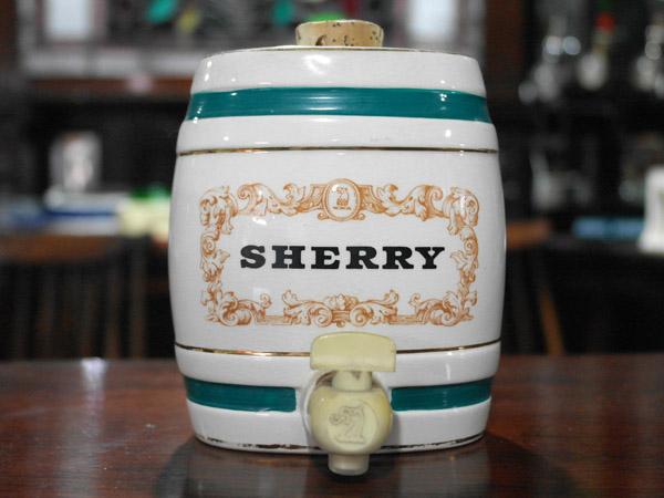 画像1: リカー ディスペンサー(SHERRY)