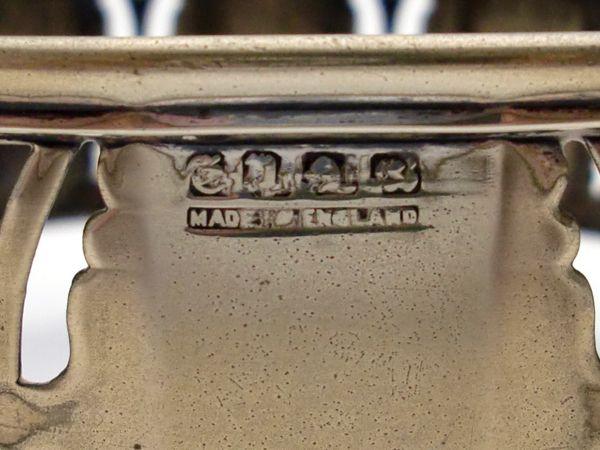 画像4: シルバー プレート台