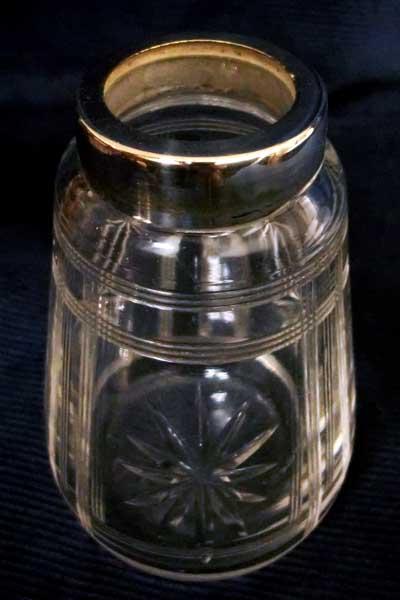 画像2: シルバー&クリスタル 容器