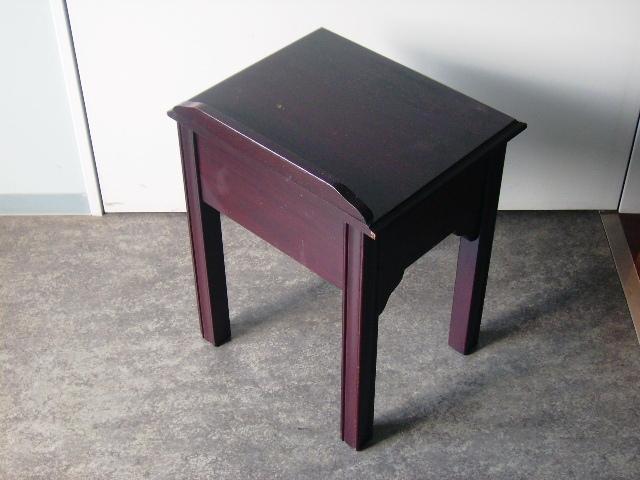 画像5: ベッドサイドテーブル