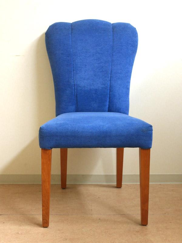 画像1: ダイニング チェア Upholstered Dining Chair