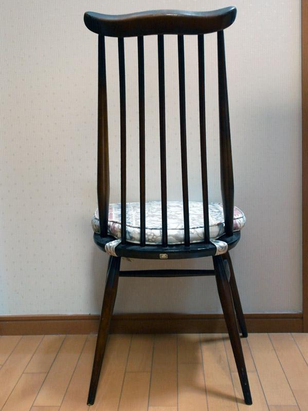 画像5: アーコール(Ercol)チェア ゴールドスミスGoldsmith Windsor Chair クッション付