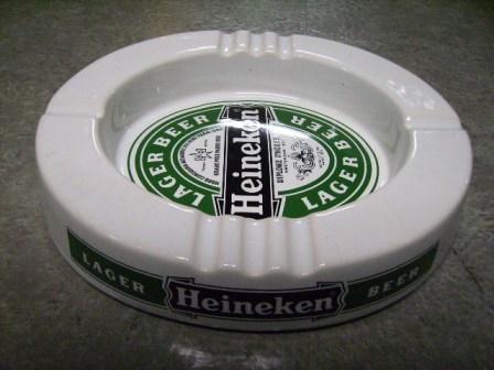 画像1: 灰皿 (Heineken)
