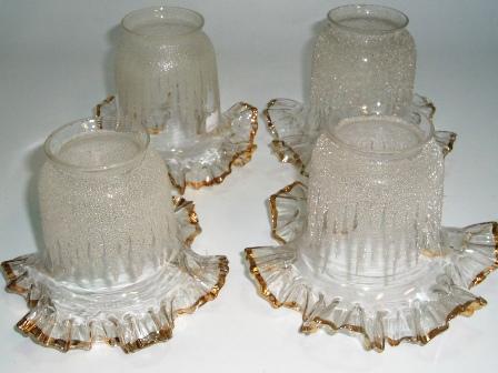 画像3: ハンギングランプ 4灯 ブロンズ