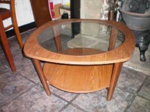 画像5: ミッドセンチュリー コーヒーテーブル