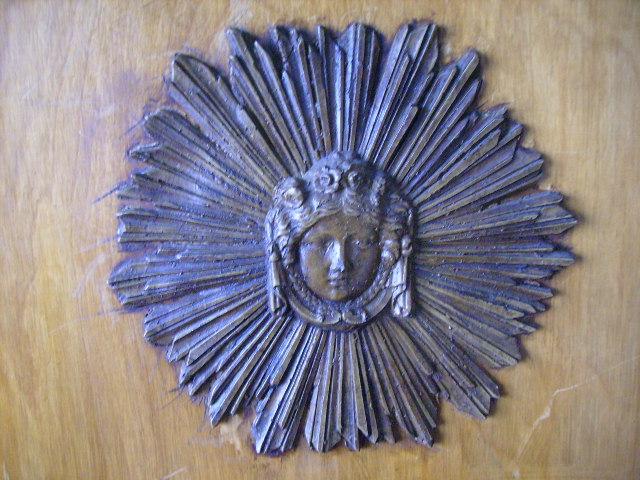 画像2: オールドパイン ドア 女性