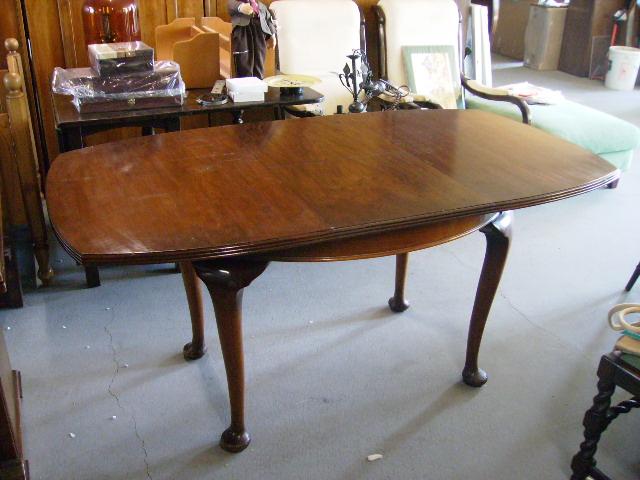 画像3: マホガニー テーブル(伸長式)