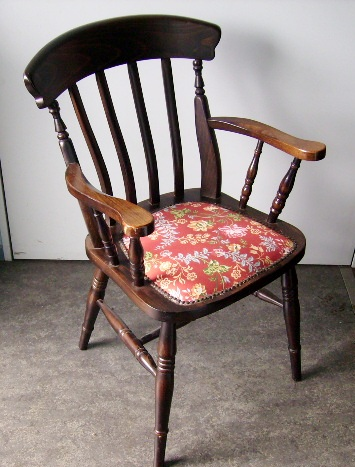 antique chair laura ashley