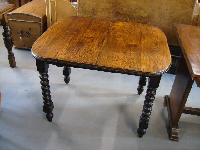 画像1: テーブル オーク