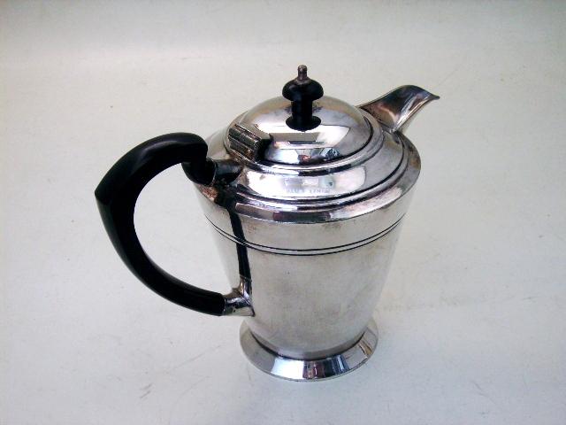 画像5: コーヒ ポット シルバープレート