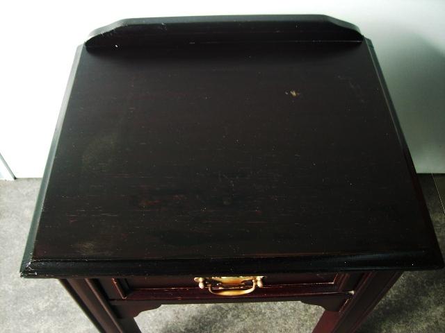 画像2: ベッドサイドテーブル