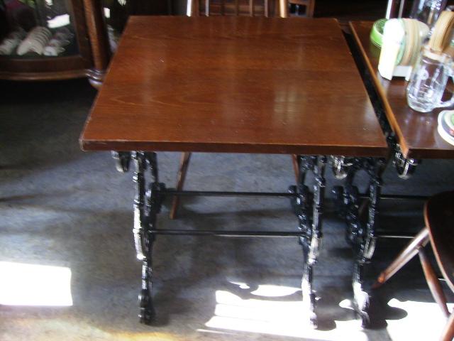 画像1: バー テーブル