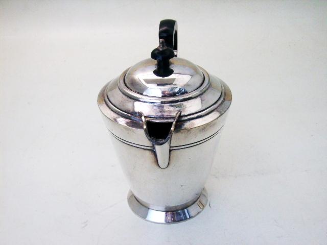 画像3: コーヒ ポット シルバープレート