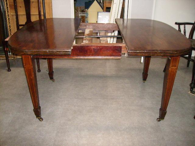 画像2: テーブル マホガニー